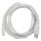 miniisw MDSN4 Data Transmission + Charging Extension Cable for Samsung Galaxy Note III / N9000 (4m)