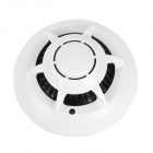CSD01 Wi-Fi IP Camera Smoke Detector Support both Internet and Point to Point Direct - White