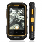 "TONAINE T11 Dual Core Android 4.0 WCDMA Bar Phone w/ 3.5"" / GPS / Camera / Wi-Fi - Black"