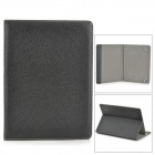 "Universal Protective PU Leather Case for 9~10"" Tablet PC - Black"