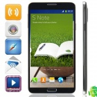 KVD N9002(B9002) MTK6582 Quad-Core Android 4.3 WCDMA Bar Phone w/ 5.7