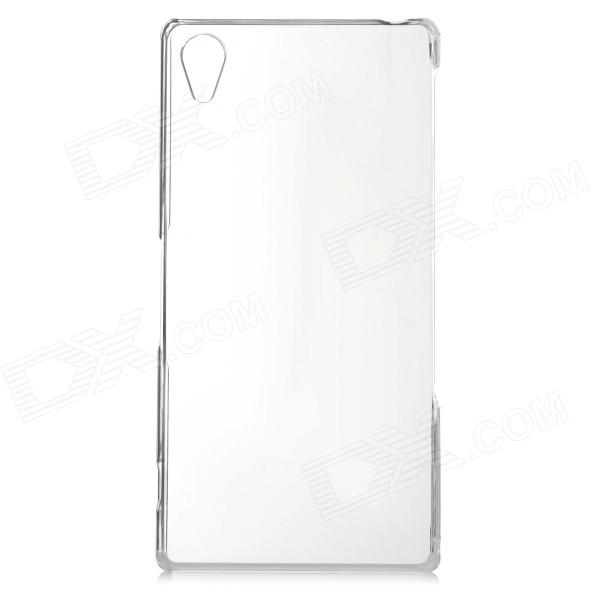 Protective PC Back Case for Sony Xperia Z2 - Transparent