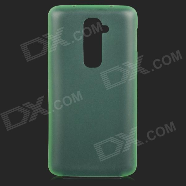 все цены на Protective Plastic Back Case for LG Optimus G2 - Translucent Green онлайн