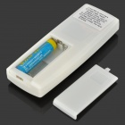 DT100 Handheld EM Card Duplicator w/ 20 Readable & Writable Cards - White (2 x AAA)