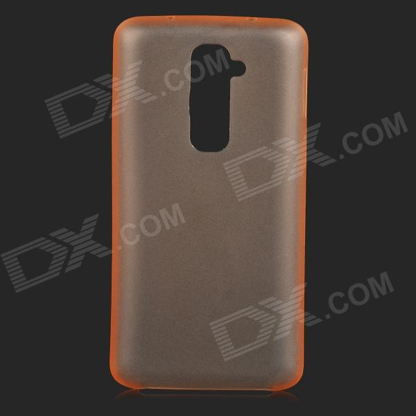 все цены на Protective Plastic Back Case for LG Optimus G2 - Translucent Orange онлайн