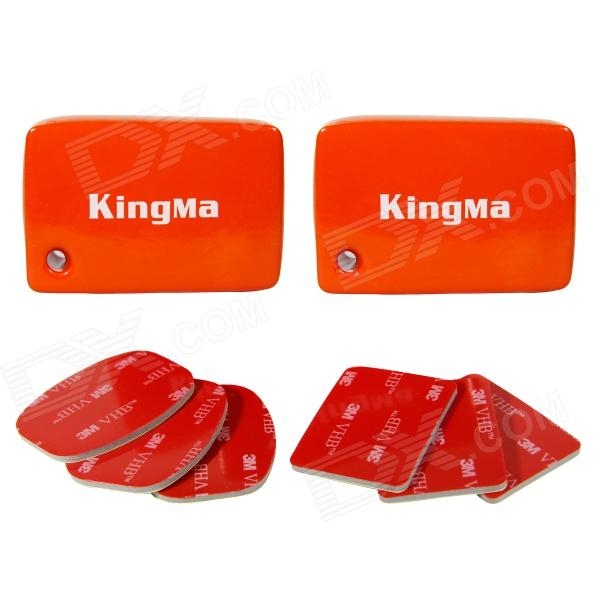 Kingma Floaty Surfing Buoy w/ 3M Stickers for GoPro Hero - Orange