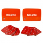 Kingma Floaty Surfing Buoy w/ 3M Stickers for GoPro HD Hero Hero2 Hero3 - Orange