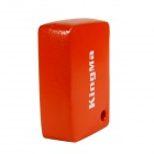 Kingma floaty surf bouée w / autocollants 3M pour GoPro héros - orange,