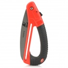 Kafuweier CU6001D Convenient Portable Folding Handheld Saw - Red + Silver