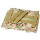 SW3088 600D Oxford Nylon 3-pocket Cartridge Holder for M4 - MultiCam