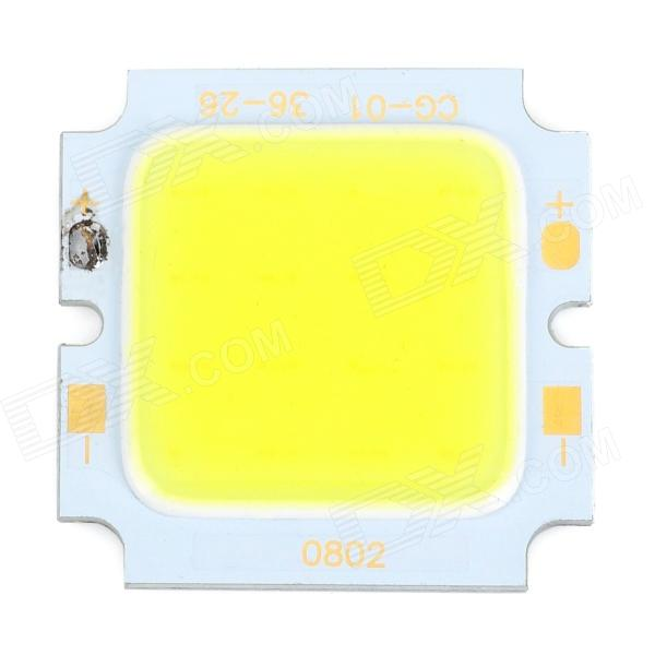 30W 2200lm 3000K COB LED Warm White Emitter On Star for Ceiling light (29~36V)