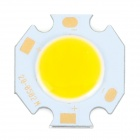 5W 400lm 3000K COB LED Warm White On-Star - Yellow + White (15V)