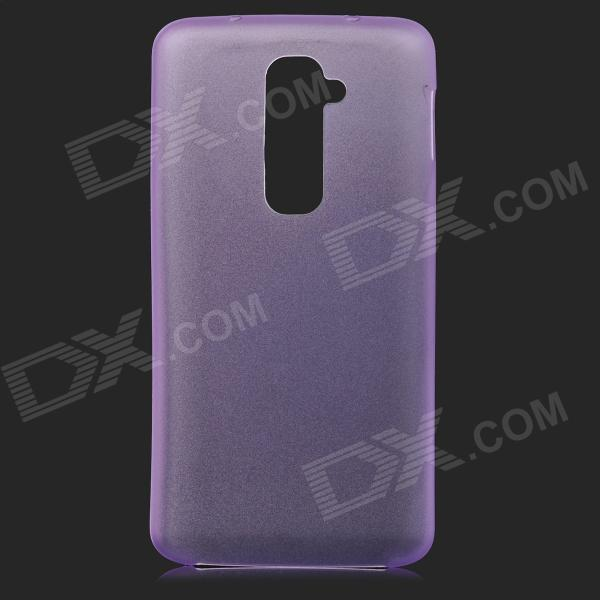 все цены на Protective Plastic Back Case for LG Optimus G2 - Translucent Purple онлайн