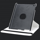 Crocodile Grain Style Protective 360 Degree Rotation PU Leather Case for IPAD 2 / 3 / 4 - White