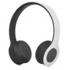 SHIKE XBT-700 Fashion Wireless Bluetooth V2.0 Headband Headphone w/ Mic for Cellphones - White