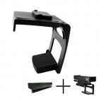 Portable SP-43 Mount TV Clip and Privacy Cover for Xbox One Kinect 2.0 - Black