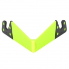 Multifunction Plastic Folding Desktop Holder for Cellphones / Tablets - Green + Black