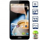 "N8800 MTK6592 Octa-Core Android 4.2.2 WCDMA Bar Phone w/ 5.5"" IPS, 1.66GHz, 13.3 MP - Black + Silver"