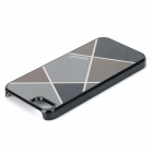 Sokad Sokad-ES01 Protective PC + ABS Back Case for IPHONE 5 / 5S - Grey + Black