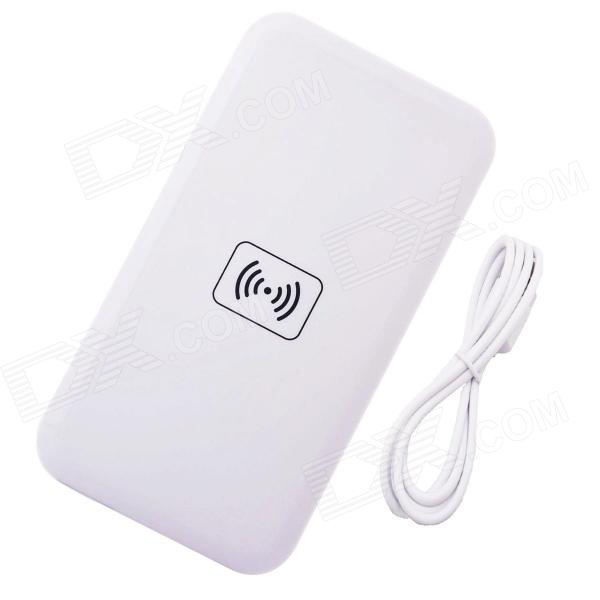 K51 Qi Mobile Standard Wireless Power Charger - Blanc
