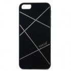 Sokad Sokad-ES02 Protective PC + ABS Back Case for IPHONE 5 / 5S - Black