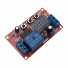 Produino 24V Digital Mobilize/Cycle/High and Low Trigger/Multi-function Time Delay Relay Module