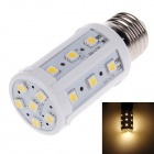 YN-YM-24P E27 4W 480LM 24-SMD 5050 LED Warm White Light Corn Light (220V)