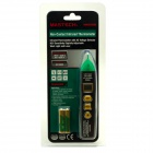 MASTECH MS6580 Multifunction Digital Infrared Thermometer IR Temperature Meter - Black + Green