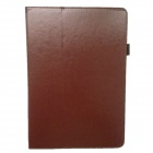 Protective PU Leather Case Cover Stand for Samsung Galaxy Note Pro 12.2 P900 - Brown