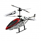 Shockproof 2-CH Huge R/C Helicopter w/ IR Remote Control - Red (6 x AA)