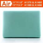 "ENKAY Protective Matte Hard Case for Apple Macbook Air 11.6"" - Green"