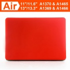 "ENKAY Protective Matte Hard Case for Macbook Air 11.6"" - Red"