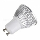 MR16 4W 4-LED 6500K 300-Lumen Light Bulb - White (12V)