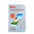 Milo Protective Clear Tempered Glass Screen Protector for LG E980 - Transparent