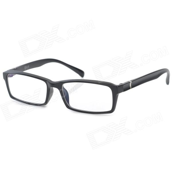 купить YIDUN 2088 TR90 Frame Resin Lens Anti-radiation Eyeglasses - Black дешево