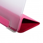 Remax Protective PU Leather + PC Case w/ Stand for Samsung Galaxy Tab Pro 10.1 T520 - Pink