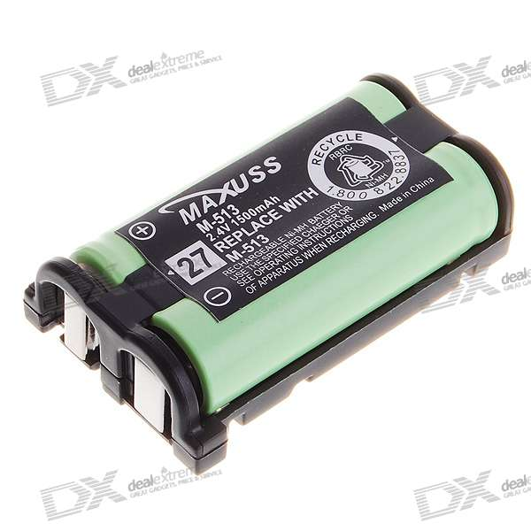 Maxuss M-513 2.4V 1500mAh Rechargeable Ni-MH Batteries for Cordless Phone 2015 new arrival alkaline water ionizer for home use