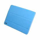 Remax Protective PU Leather + PC Case w/ Stand for Samsung Galaxy Tab Pro 10.1 T520 - Blue