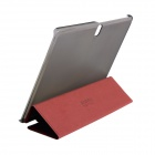 Remax Protective PU Leather + PC Case w/ Stand for Samsung Galaxy Tab Pro 10.1 T520 - Brown