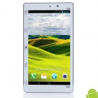 "P6 7.0"" Android 4.2.2 Dual Core 2G Phone Tablet PC w/ 512MB RAM, 4GB ROM, Bluetooth, GPS - White"