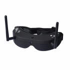 SKYZONE SKY01 FPV Video Goggles w/ 5.8GHz Dual Diversity 32-CH Receiver - Black