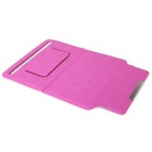 "PU cuir Case Stand w / support ventouse Silicone / Magnetic Closure pour 7 ""Tablet PC"