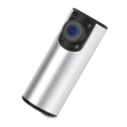 CLS-M668 Mini 1.3MP HD CMOS Car DVR w/ 4G TF - Silver