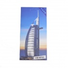 HH-R5 Burj Al Arab Hotel Style Striae Protective Screen Protector Film for Samsung Galaxy Note 2