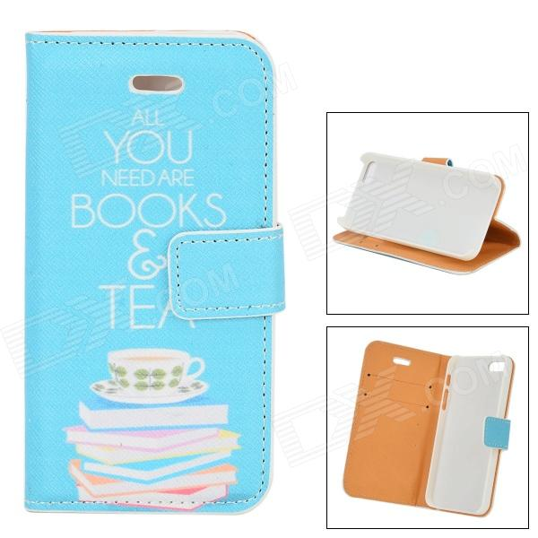 stylish-book-coffee-pattern-flip-open-pu-case-w-holder-card-slot-for-iphone-5-5s-blue-pin
