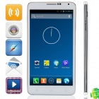 "W550 MTK6582 Quad-core Android 4.2.2 WCDMA Bar Phone w/ 5.5"" IPS, FM, Wi-Fi and GPS - White"