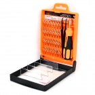 jakemy JM-8101 3-in-1 Screwdrivers Set - Orange Yellow