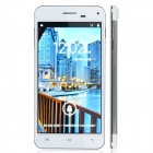 "X3 Android 4.2 WCDMA Quad-core Bar Phone w/ 5.0"" Screen, Wi-Fi, GPS, Hand Gestures Function"