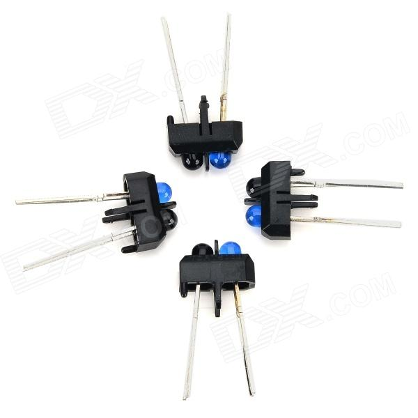 Reflective Photoelectric Switches - Black (4 PCS)