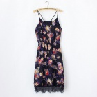 Slim Sleeveless Dress (L)